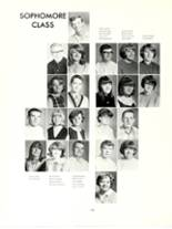 1966 Charles M. Russell High School Yearbook Page 108 & 109