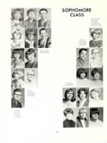 1966 Charles M. Russell High School Yearbook Page 110 & 111