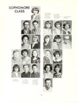1966 Charles M. Russell High School Yearbook Page 118 & 119