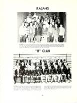 1966 Charles M. Russell High School Yearbook Page 134 & 135