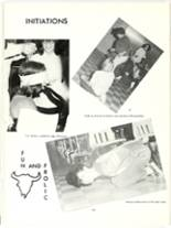 1966 Charles M. Russell High School Yearbook Page 166 & 167