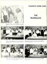 1966 Charles M. Russell High School Yearbook Page 176 & 177