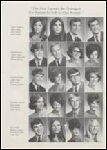 1970 Minco High School Yearbook Page 12 & 13