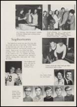 1970 Minco High School Yearbook Page 18 & 19