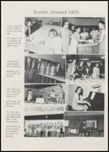 1970 Minco High School Yearbook Page 24 & 25