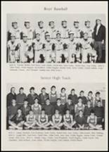 1970 Minco High School Yearbook Page 42 & 43