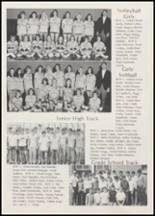 1970 Minco High School Yearbook Page 44 & 45