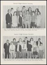 1970 Minco High School Yearbook Page 52 & 53