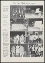 1970 Minco High School Yearbook Page 56 & 57