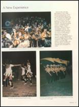 1981 Clyde High School Yearbook Page 16 & 17