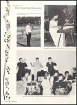 1981 Clyde High School Yearbook Page 22 & 23