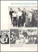 1981 Clyde High School Yearbook Page 24 & 25