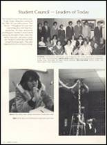 1981 Clyde High School Yearbook Page 26 & 27