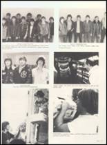 1981 Clyde High School Yearbook Page 40 & 41