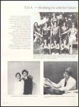 1981 Clyde High School Yearbook Page 44 & 45