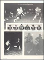 1981 Clyde High School Yearbook Page 50 & 51