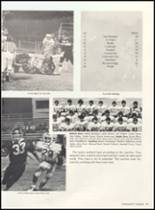 1981 Clyde High School Yearbook Page 52 & 53