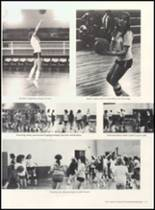 1981 Clyde High School Yearbook Page 60 & 61
