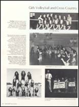 1981 Clyde High School Yearbook Page 62 & 63