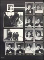 1981 Clyde High School Yearbook Page 76 & 77