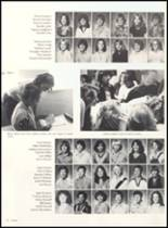 1981 Clyde High School Yearbook Page 82 & 83