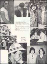 1981 Clyde High School Yearbook Page 84 & 85