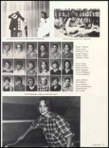 1981 Clyde High School Yearbook Page 90 & 91