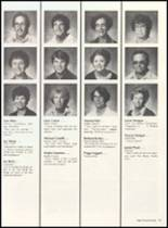 1981 Clyde High School Yearbook Page 102 & 103