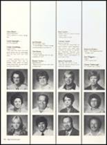 1981 Clyde High School Yearbook Page 104 & 105