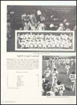1981 Clyde High School Yearbook Page 108 & 109