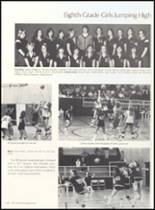1981 Clyde High School Yearbook Page 112 & 113