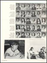 1981 Clyde High School Yearbook Page 120 & 121