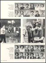 1981 Clyde High School Yearbook Page 124 & 125