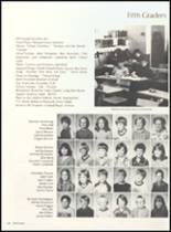 1981 Clyde High School Yearbook Page 130 & 131