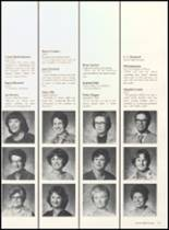 1981 Clyde High School Yearbook Page 134 & 135
