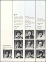1981 Clyde High School Yearbook Page 136 & 137