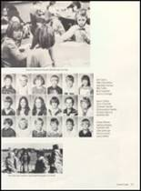 1981 Clyde High School Yearbook Page 140 & 141