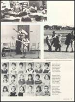 1981 Clyde High School Yearbook Page 142 & 143
