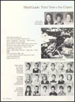 1981 Clyde High School Yearbook Page 144 & 145