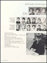 1981 Clyde High School Yearbook Page 148 & 149