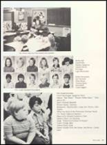 1981 Clyde High School Yearbook Page 152 & 153