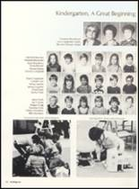1981 Clyde High School Yearbook Page 156 & 157