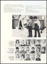 1981 Clyde High School Yearbook Page 158 & 159