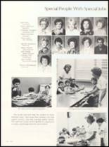 1981 Clyde High School Yearbook Page 160 & 161