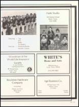 1981 Clyde High School Yearbook Page 170 & 171