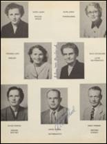 1954 Lampasas High School Yearbook Page 12 & 13