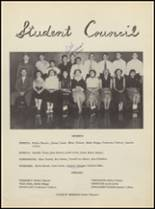 1954 Lampasas High School Yearbook Page 14 & 15