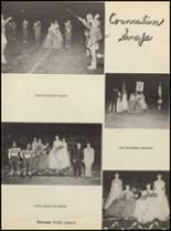 1954 Lampasas High School Yearbook Page 34 & 35