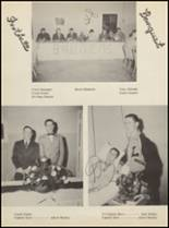 1954 Lampasas High School Yearbook Page 36 & 37