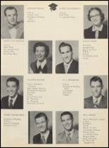1954 Lampasas High School Yearbook Page 40 & 41
